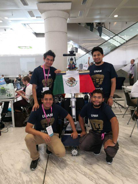 Team IROS 2018