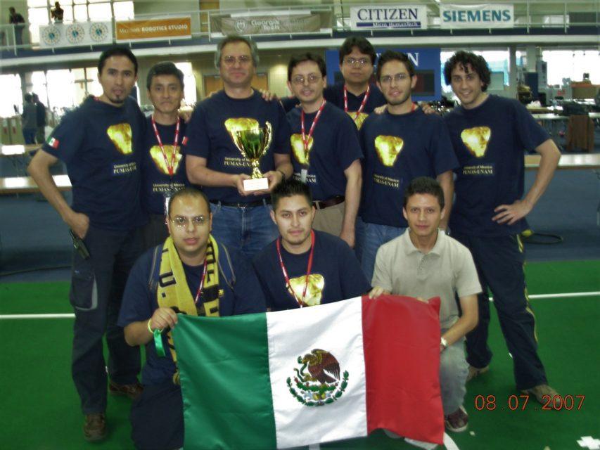 Team Pumas, 2007